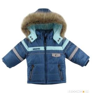 Зимний комплект куртка+п/комбез Wojcik Space man фото