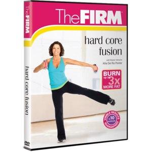 Фитнес-программа  The Firm: Hard Core Fusion фото