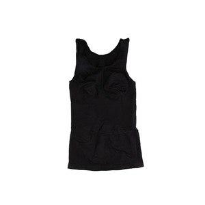 Майка AliExpress New Arrival Women Beauty Body Slimming Vest Shaper Tummy Trimmer Underwear Tops Shaper Abdomen In Shaper Black Colour  фото