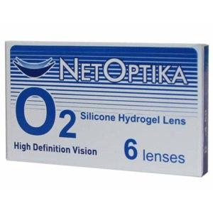Контактные линзы ежемесячной замены NetOptika Monthly фото