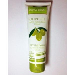 Крем для лица,рук и тела Oliva Drop с оливковым маслом фото