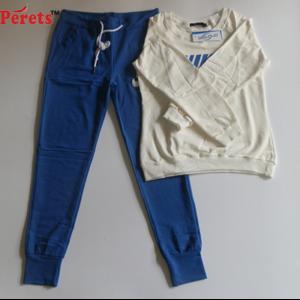 Спортивная одежда AliExpress Perets 2015 women Sports Suit Autumn and spring Letter Print Sweatshirts Hoodies Set 2 piece Set sport Suit for Women Tracksuits фото