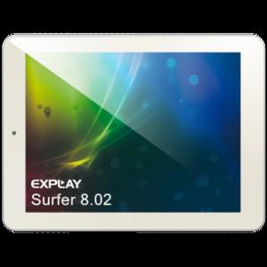Планшет Explay Surfer 8.02  фото