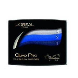 Тени для век L'Oreal Paris Quad Pro фото