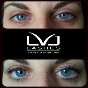 Ламинирование ресниц  LVL Lashes фото