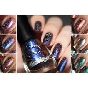 Лак для ногтей Dance legend Galaxy фото