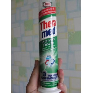 Зубная паста Thera med  фото