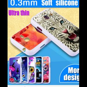Чехол для телефона Aliexpress Animal Design Case For Samsung S7262 Silicone Clear Cover For Samsung Galaxy Star Pro S7260 Silicon Cases Soft TPU фото