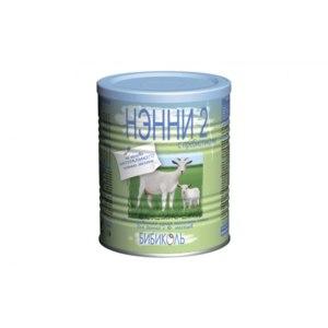 Детская молочная смесь Бибиколь НЭННИ 2 фото