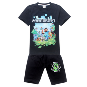 Комплект AliExpress 2015 Summer Character Boys Clothing Sets Casual Style Boys Clothing T Shirt+Shorts Suit Kids Boys Summer Clothing Set Z151 фото