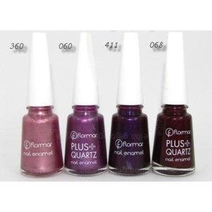 Лак для ногтей Flormar Plus+ Quartz фото