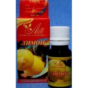 Эфирное масло Ароматы здоровья Лимон фото