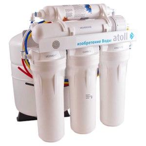 Фильтры для воды Atoll A-550 Патриот фото