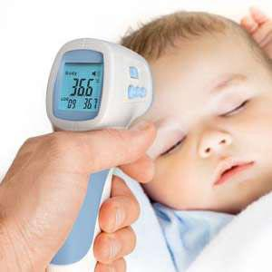 Термометр цифровой Sensitec  NF 3101 фото