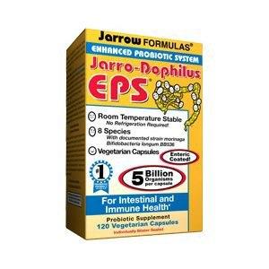 Лактобактерии Jarrow Formulas Jarro-Dophilus EPS, 5 Billion Organisms Per Capsule фото