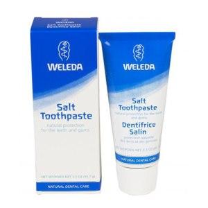 Зубная паста Weleda Salt Toothpaste фото