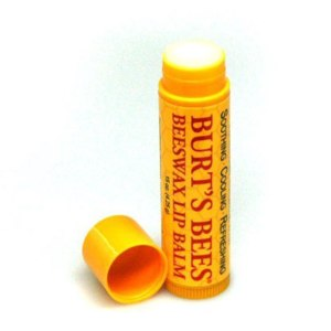 Бальзам для губ Burt's Bees Beeswax Lip Balm Tube на основе пчелиного воска фото