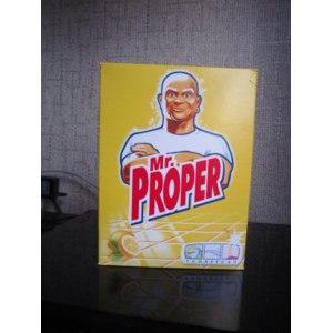 Средство для мытья полов  Mr.Proper  фото