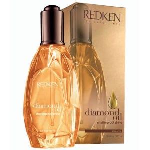 Масло для волос Redken DIAMOND OIL SHATTERPROOF SHINE  фото