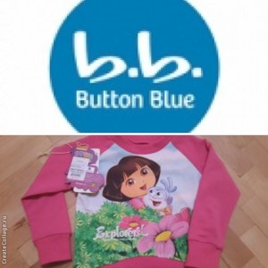 Сеть магазинов детской одежды Button Blue, Москва фото
