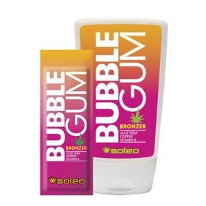Крем для солярия Soleo Basic Bubble Gum фото