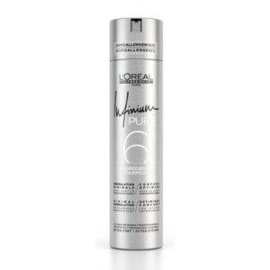 Лак для волос L'Oreal Professionnel Infinium Pure Soft (гипоаллергенный) фото