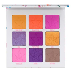 Палетка теней для век Jeffree Star Cosmetics Mini Breaker Eyeshadow Palette фото