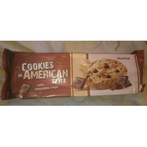 Печенье Bogutti American style с кусочками шоколада фото