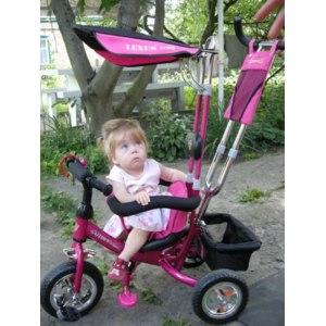 Детский велосипед Profi Azimut  Trike трёхколёсный фото