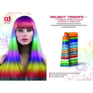 Краска для волос Constant DELIGHT TRIONFO  фото
