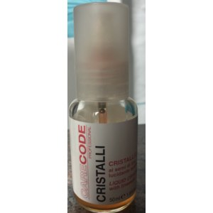 Жидкие кристаллы для волос Care Code Cristalli Liquidi ai semi di lino фото