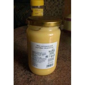 Мёд ВкусВилл / Избёнка Мёд натуральный (луговые медоносы) фото