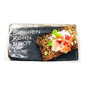 Хлеб Сибирский пекарь Мультизлаковый со льном фото