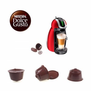 Многоразовые капсулы для кофемашин Dolce Gusto Aliexpress 3pcs/pack use 150 times Refillable Dolce Gusto coffee Capsule nescafe dolce gusto reusable capsule dolce gusto capsules фото