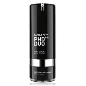 2 в 1 Cailyn PHD Duo Serum + Moisture Пробуждающая сыворотка и увлажняющий крем для лица фото