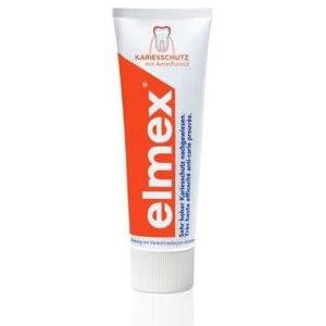 Зубная паста Elmex Реминерализирует и защищает зубы фото