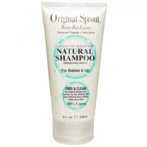 Шампунь Original Sprout Natural Shampoo For Babies & Up фото