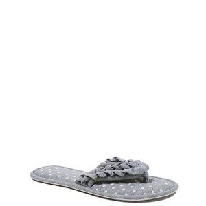 Тапки George Ruffle Strap Slippers фото
