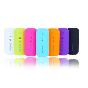 Внешний аккумулятор Aliexpress 2015 New 5600mAh Power Bank / Powerbank Portable Phone battery Charger External Carregador ( include 18650 battery + usb cable) фото