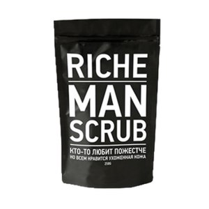 Скраб для тела RICHE Man Scrub фото