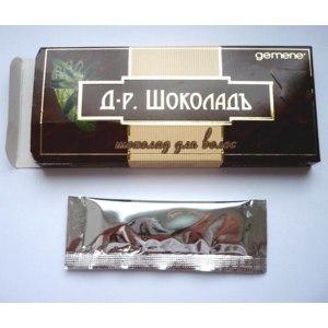 """Масло косметическое DNC  """"Шоколад для волос"""" фото"""