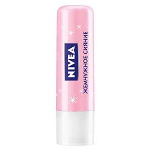 """Бальзам для губ NIVEA """"Жемчужное сияние"""" фото"""