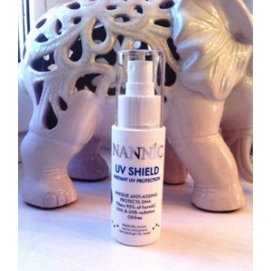 Солнцезащитный спрей Nannic  UV-SHIELD с anti-age эффектом фото