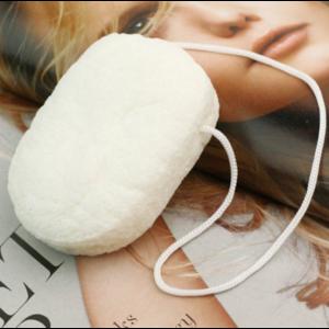 "Спонж для умывания Opt-In-China ""Конжак"" для лица и тела фото"