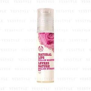 Бальзам для губ The body shop NATURAL LIP ROLL ON Rose фото