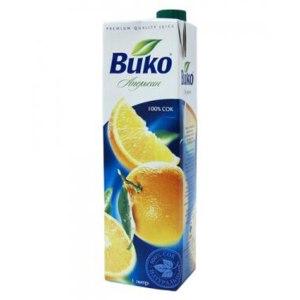 Сок ВИКО Апельсиновый 100%  фото