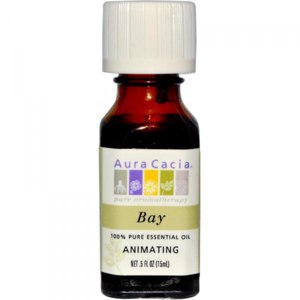 Эфирное масло Aura Cacia 100% Pure Essential Oil, Bay (Бэй) фото