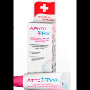 Средство для ухода за слизистой оболочкой полости рта Космофарм АфтоФикс (AphtoFix) фото