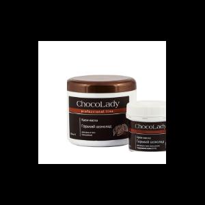 Шоколадная крем маска для лица и тела