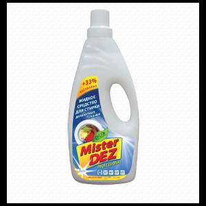 Жидкое средство для стирки Mister DEZ Для деликатных тканей фото